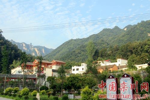 大南沟满族村寨成为栾川乡村旅游新亮点
